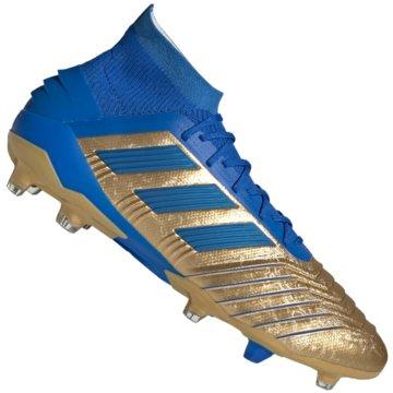 adidas Nocken-Sohle gold