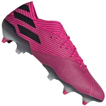 adidas Stollen-SohleNEMEZIZ 19.1 SG - F99838 pink