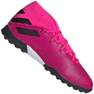 adidas Multinocken-SohleNEMEZIZ 19.3 TF J - F99944 pink