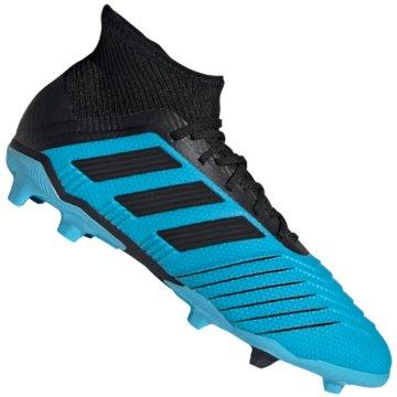 adidas Nocken-SohlePREDATOR 19.1 FG J - G25792 blau