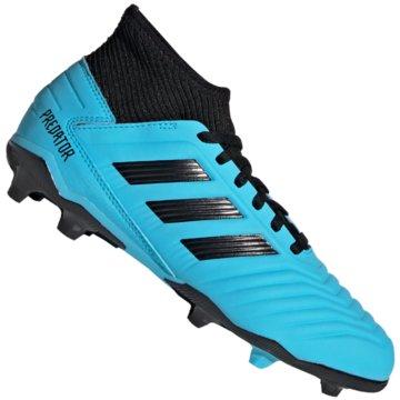 adidas Nocken-SohlePREDATOR 19.3 FG J - G25796 blau