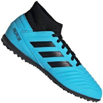 adidas Multinocken-SohlePREDATOR 19.3 TF J - G25803 blau