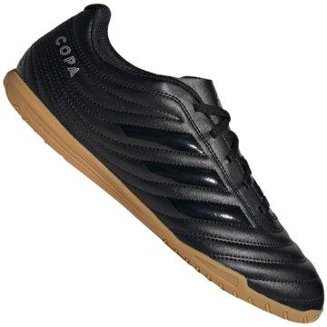 adidas Hallen-SohleCOPA 19.4 IN - F35485 schwarz