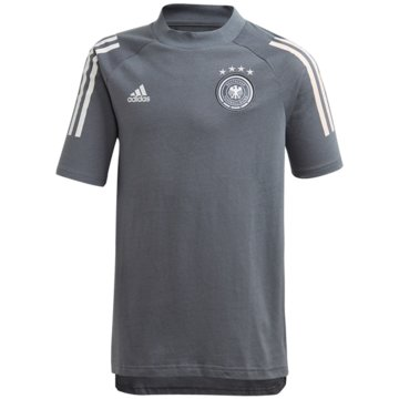 adidas Fan-T-Shirts grau
