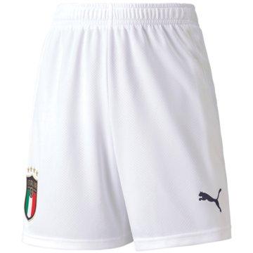 Puma Fußballshorts weiß