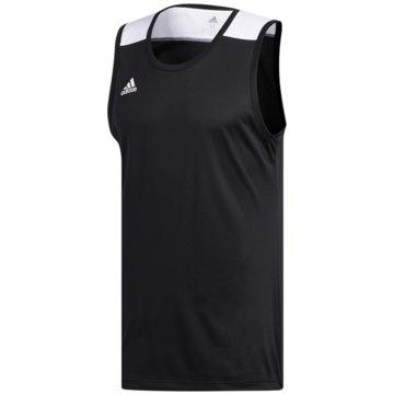 adidas BasketballtrikotsC365 JRSY - DY6631 schwarz