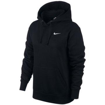 Nike SweaterW NSW ESSNTL HOODIE FLC TREND - BV4118 schwarz