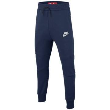 Nike JogginghosenBoys' Nike Sportswear Tech Fleece Pant - 804818-410 blau