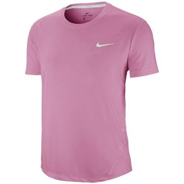 Nike LangarmshirtMiler Top SS Women lila