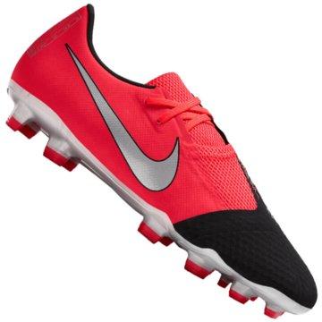 Nike Nocken-SohleNike Phantom Venom Academy FG - AO0566-606 rot