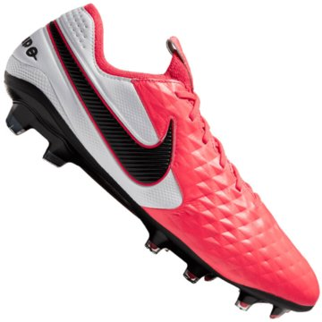 Nike Nocken-SohleNike Tiempo Legend 8 Elite FG - AT5293-606 rot