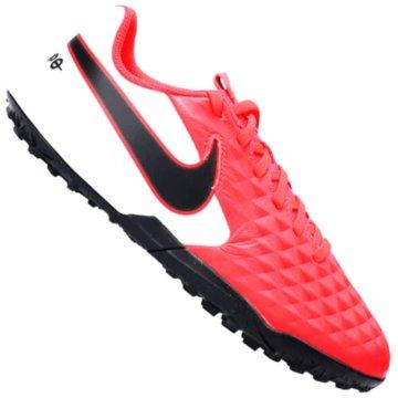 Nike Multinocken-SohleNike Jr. Tiempo Legend 8 Academy TF - AT5736-606 rot