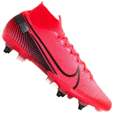 Nike Stollen-SohleNike Mercurial Superfly 7 Elite SG-PRO Anti-Clog Traction - AT7894-606 rot
