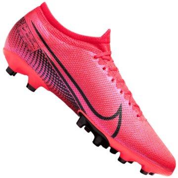 Nike Nocken-SohleMercurial Vapor XIII Pro AG-Pro rot