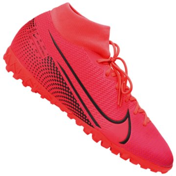 Nike Multinocken-SohleNike Mercurial Superfly 7 Academy TF - AT7978-606 rot