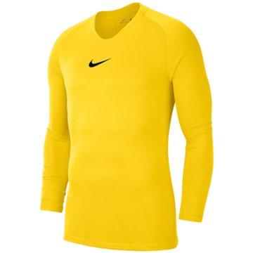 Nike FußballtrikotsNike Dri-FIT Park First Layer - AV2611-719 gelb