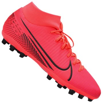 Nike Nocken-SohleNike Mercurial Superfly 7 Academy AG - BQ5424-606 rot