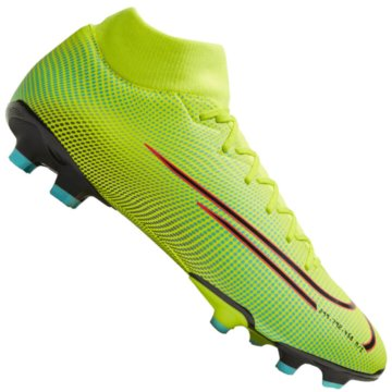 Nike Nocken-SohleMercurial Superfly 7 Academy MG gelb