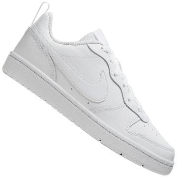 Nike Sneaker LowCOURT BOROUGH LOW 2 - BQ5448-100 weiß