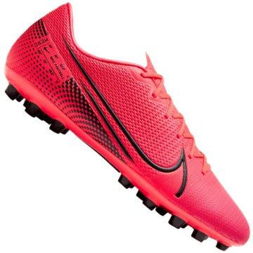 Nike Nocken-SohleNike Mercurial Vapor 13 Academy AG - BQ5518-606 rot