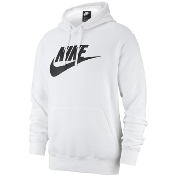 Nike HoodiesSPORTSWEAR CLUB FLEECE - BV2973-100 weiß