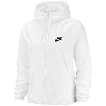 Nike ÜbergangsjackenNIKE SPORTSWEAR WINDRUNNER WOMEN'S weiß