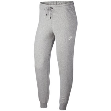 Nike JogginghosenW NSW ESSNTL PANT TIGHT FLC - BV4099 grau