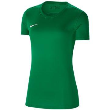 Nike FußballtrikotsDry Park VII SS Jersey Women grün