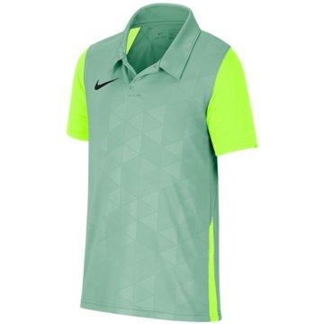 Nike Poloshirts grün