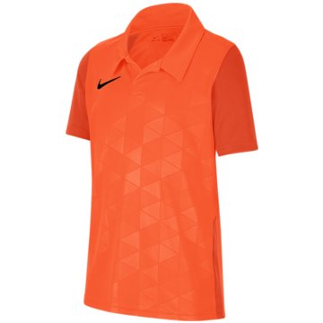 Nike Poloshirts orange