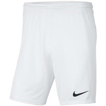 Nike FußballshortsDRI-FIT PARK 3 - BV6855-100 -