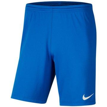 Nike FußballshortsDRI-FIT PARK 3 - BV6855-463 -
