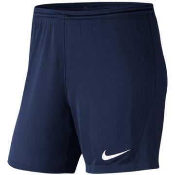 Nike FußballshortsDRI-FIT PARK 3 - BV6860-410 blau
