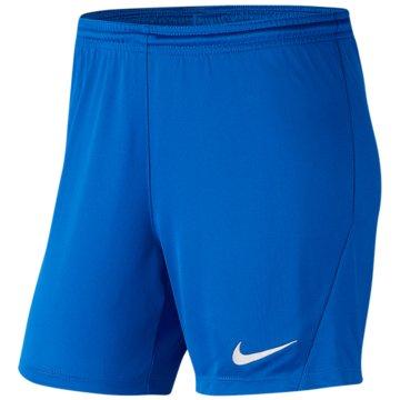 Nike FußballshortsDRI-FIT PARK 3 - BV6860-463 blau