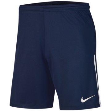 Nike FußballshortsDRI-FIT LEAGUE KNIT II - BV6863-410 blau