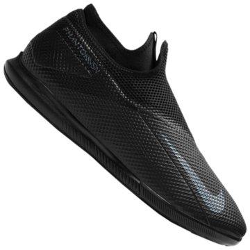 Nike Hallen-SohlePHANTOM VSN 2 ACADEMY DF IC - CD4168-010 schwarz