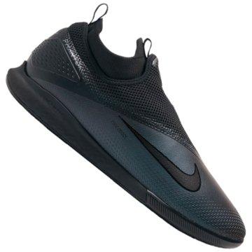 Nike Hallen-SohleREACT PHANTOM VSN 2 PRO DF IC - CD4170-010 schwarz