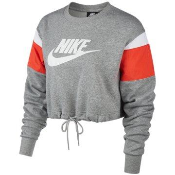 Nike SweatshirtsNIKE SPORTSWEAR HERITAGE WOMEN'S F grau
