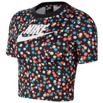 Nike LangarmshirtNike Sportswear Heritage - CJ2475-010 schwarz