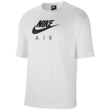 Nike T-ShirtsAir Short Sleeve Top weiß