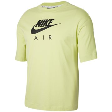 Nike T-ShirtsNIKE AIR WOMEN'S SHORT-SLEEVE TOP gelb