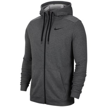 Nike SweatjackenNike Dri-FIT Men's Full-Zip Training Hoodie - CJ4317-071 -