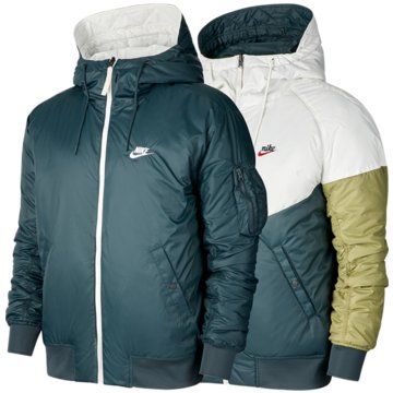 Nike SweatjackenNike Sportswear Windrunner - CJ4377-364 grün