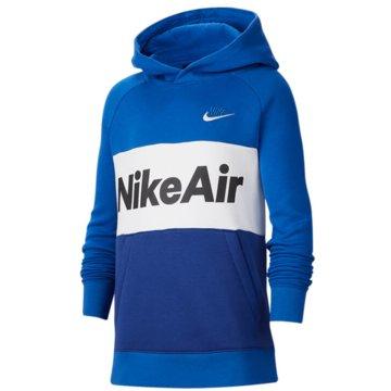 Nike HoodiesNike Air - CJ7842-480 blau