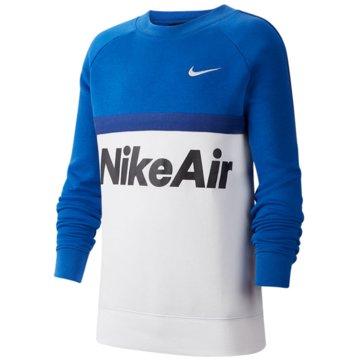 Nike Sweatshirts blau
