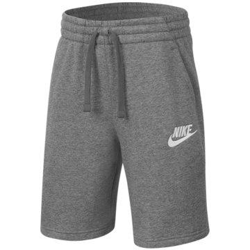 Nike Kurze SporthosenNike Sportswear Club Fleece Big Kids' Shorts - CJ7860-091 grau