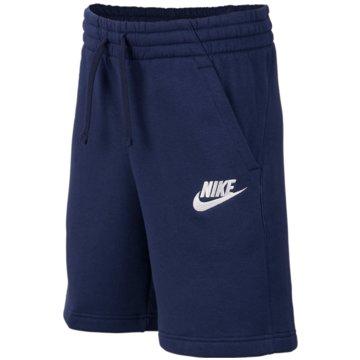 Nike Kurze SporthosenNike Sportswear Club Fleece Big Kids' Shorts - CJ7860-410 blau