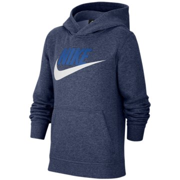 Nike HoodiesNike Sportswear Club Fleece - CJ7861-410 blau