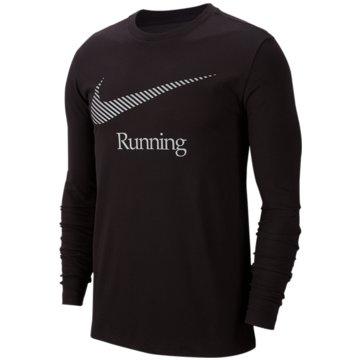 Nike LangarmshirtM NK DRY TEE LS DFCT SWSH RUN - CK5037-010 -