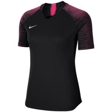 Nike FußballtrikotsW NK DRY STRKE JSY SS - CN6886 schwarz